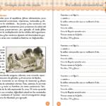 Consejos y hoja de salidas agenda escolar de infantil